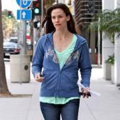 Jennifer Garner : Anéantie... elle peut compter sur le soutien de son adorable Violet !