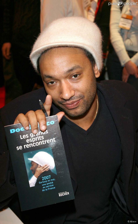 Doc Gyneco Au Salon Du Livre De Paris Le 25 Mars 2007