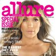 Jennifer Lopez en couverture d'Allure (janvier 2010) : caliente !
