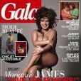 Marianne james, nue pour Gala (octobre 2009) : magnifique