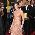 Demi Moore dans une superbe robe Atelier Versace à la 82e cérémonie des Oscars à Los Angeles