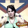 Karine avoue que Greg a bien demandé à David de nominer Claudette