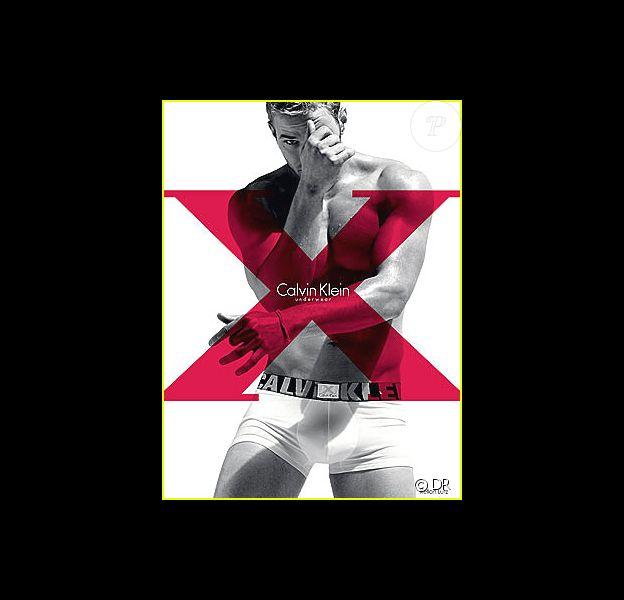 Le beau Kellan Lutz dans la campagne Calvin Klein Underwear