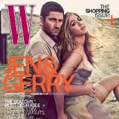Quand Jennifer Aniston, magnifique en lingerie, est enlacée par le viril Gerard Butler !