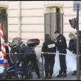 L'ancien mannequin Brigitte de Ganay qui a notamment défilé pour Jean-Claude Jitrois s'est jetée du 5ème étage d'un immeuble avenue Marceau à Paris 8ème arrondissement le 8 mars 2010