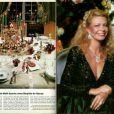 Birgitt de Ganay dans L'Officiel de la Mode, 1979 !