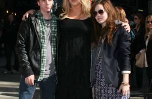 Kirstie Alley a déjà bien maigri... grâce au soutien de ses enfants !