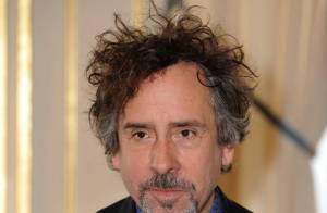 Tim Burton évoque son rôle de président de Cannes et parle de ses enfants :