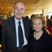 Jacques Chirac a évité une nouvelle dispute avec son épouse Bernadette... mais la menace était grande !