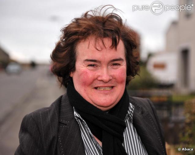 Suite au carton de son premier album, Susan Boyle devrait empocher un pactole de 4,5 millions d'euros, en avril prochain.