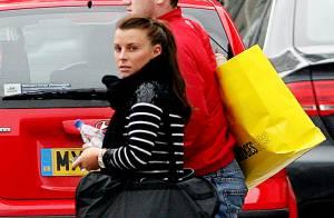 La dynamique Coleen Rooney n'est définitivement pas une femme de footballeur comme les autres !