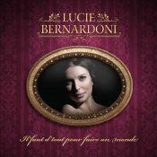 Lucie Bernadoni de la Star Academy 4 : Découvrez son single en exclusivité !
