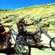 Une vidéo du cultissime  Easy Rider , de Dennis Hopper.