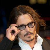 Johnny Depp : Regardez son nouveau clip musical... Violent, poignant, somptueux !
