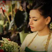 """Regardez Olivia Ruiz devenir... une Amélie Poulain assassine pour ses fameuses """"Crêpes aux champignons"""" !"""