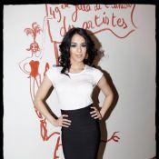 Sofia Essaïdi : Une beauté divinement nue et plus légère qu'une bulle !