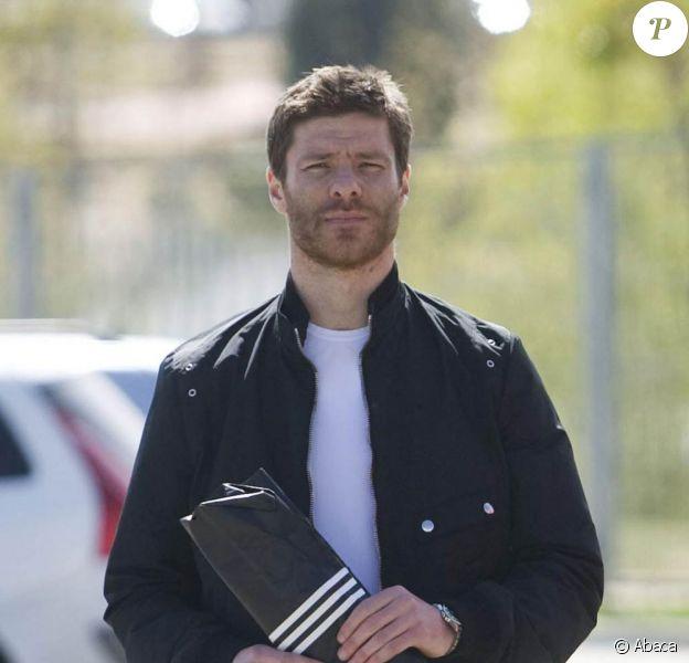 Le champion de foot espagnol Xavi Alonso est papa pour la seconde fois...