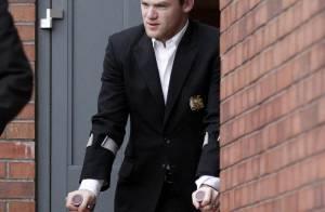 Wayne Rooney : coup dur et grosse frayeur pour la star de Manchester United !