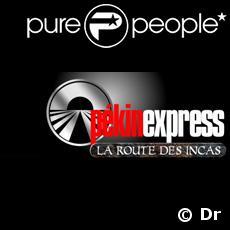 Logo Pékin Express 2008