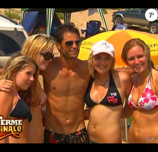 David, une vraie star sur la plage de Zulu Nyala!