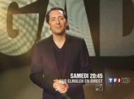 """Gad Elmaleh : Il vous offre son dernier spectacle """"Papa est en haut"""" et s'invite dans votre salon ! (réactualisé)"""