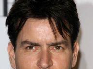 Charlie Sheen devient l'image d'une marque de vêtements et de sous-vêtements...