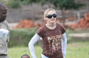 Madonna de retour dans l'orphelinat de son fils David !