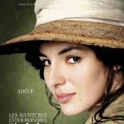Regardez la jolie Louise Bourgoin en femme d'action plongée dans le Paris du début du siècle dernier !