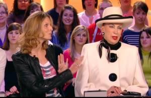 Sylvie Tellier, Geneviève et Xavier de Fontenay : Regardez leur clash sur le plateau du Grand Journal ! (réactualisé)