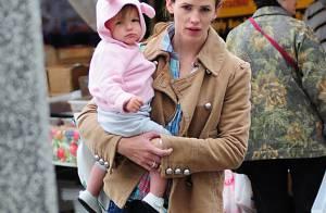 Jennifer Garner est en froid avec... sa fille Seraphina !