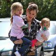 Jennifer Garner peut être fière : il n'y pas plus craquantes que ses deux filles, Violet, 4 ans, et Seraphina, 1 an !