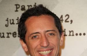 Gad Elmaleh se confie sur sa romance avec Marie Drucker :