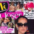 La couverture de Closer du 17 avril 2010