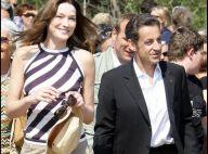 Nicolas Sarkozy et Carla Bruni : vacances discrètes et à bas prix ... pour le couple présidentiel !