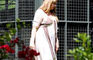 Kirstie Alley continue sa guerre contre... les terribles kilos ! Déjà des résultats !