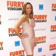 Melanie Brown lors de la première du film  Furry Vengeance  à Los Angeles, le 18 avril 2010