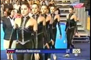 Natalia Lavrova, double championne olympique de gymnastique, est décédée... Elle avait 25 ans...