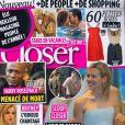 La couverture de Closer du 24 avril 2010
