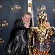 Mark Hamill à l'ouverture du Festival Jules Vernes Aventures, au Grand Rex à Paris, le 23 avril 2010 !