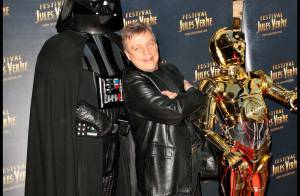 Star Wars : Quand Mark Hamill, alias Luke Skywalker, fait ami-ami avec Dark Vador... On croit rêver !