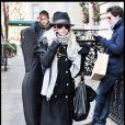 La chanteuse et actrice américaine Taylor Momsen