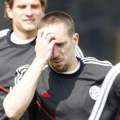 Franck Ribéry privé de finale de Ligue des Champions !