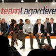 Richard Gasquet tente de remonter la pente après le scandale de 2009, soutenu par le Team Lagardère d'Arnaud Lagardère
