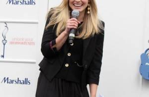 Kristen Bell : Même en pleine attaque, elle reste pro et tellement mignonne !