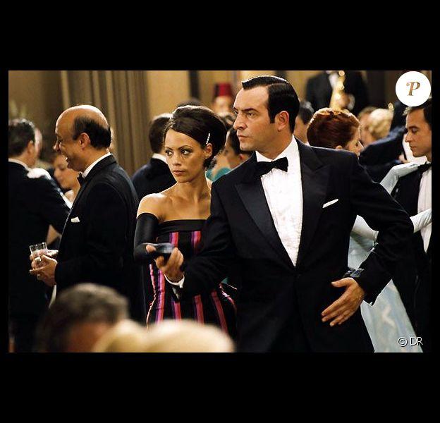 Jean Dujardin et Bérénice Bejo dans OSS 117 : Le Caire, nid d'espions