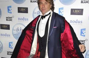 Roberto Alagna profite de sa tournée pour faire couler le champagne à flots !