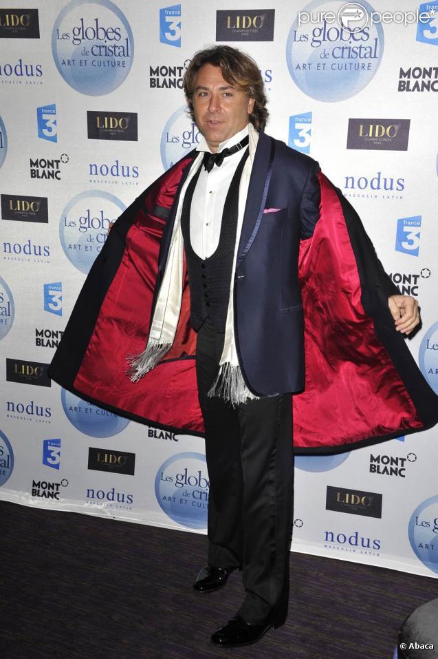 Roberto Alagna, en 2010, est accompagné en tournée par la maison champenoise Bruno Paillard