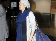 Dannii Minogue : Enceinte de six mois, elle reste une globe-trotteuse et garde le sourire !
