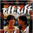 L'affiche de  Riff-Raff , de Ken Loach.