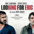 L'affiche de  Looking for Eric , de Ken Loach.